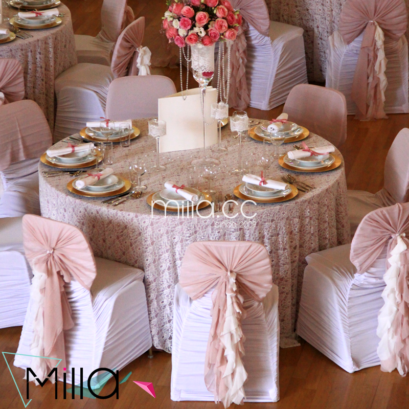 Wholesale Cheap Chair Covers Wedding Decoration