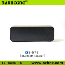 Home audio B-678 mini bluetooth speaker car dvd vcd <span class=keywords><strong>cd</strong></span> mp3 mp4 player