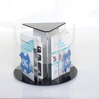 Clear Acryl Tijdschrift Houder Boeken Display Rekken Desktop Boek Storage Boekje Met Kast Buy Acryl Tijdschrift Houderdesktop Boek Opslagboekje