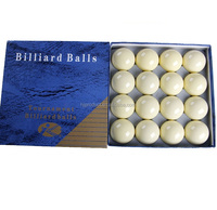 Practice Replacement White Billiards Pool Cue Ball