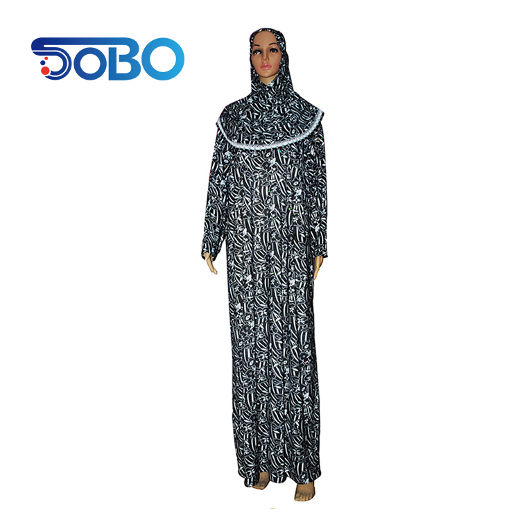 Wholesale Women Abaya Muslim Long Dress