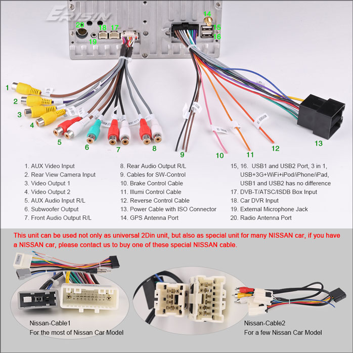 2 din car stereo wiring diagram 24h schemes. Black Bedroom Furniture Sets. Home Design Ideas