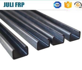 carbon fiber U shape tube
