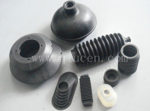 Natural Rubber Bushings / Big EPDM NBR Rubber Bushing / Aging Resistant Rubber Bushes