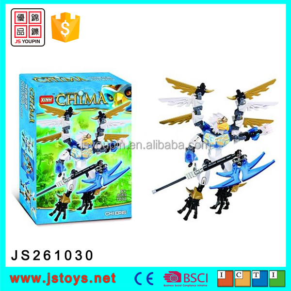 manufactory toy plastic eagle new products 2016