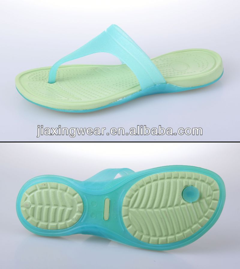 Wholesales Fashion sandal jelly flat for footwear and promotion,good quality fast delivery