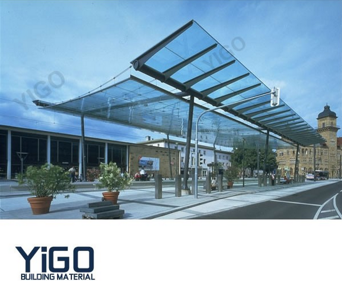 Glass Awning With Stainless Steel Frame ( Canopy-13) - Buy ...