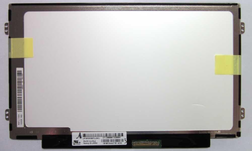"LP101WSB(TL)(N1) LG Phillips 10.1"" SLIM LED Backlight 1024 x 600 40pin Bottom Right Connector New"
