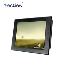 Fanless Industrial Panel PC Price/17'' LCD Touch All In One