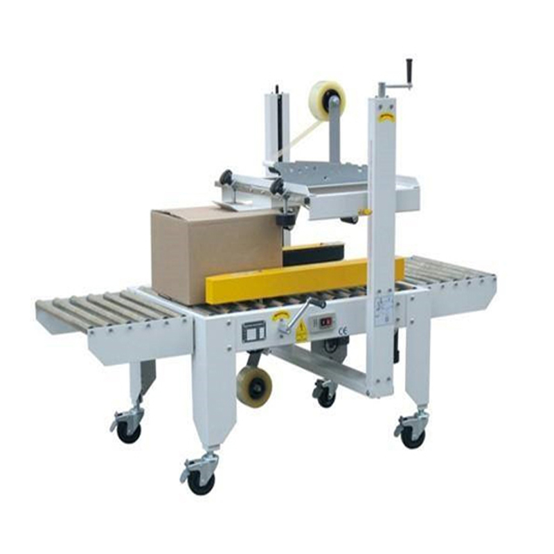 Adhesive Tape Carton Sealing Machine
