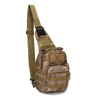 0f4e0b56988d Tactical Shoulder Bag 600d Outdoor Military Molle Sling Backpack Sport  Chest Pack Daypack Bags For Camping,Hiking,Trekking - Buy Tactical Shoulder  ...