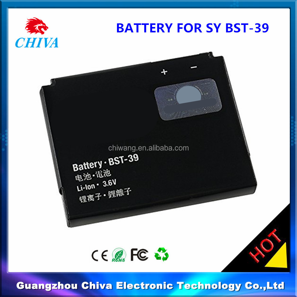 replacement mobile phone battery for Sony W908C W508 W380C T707 W910C for Sony Ericsson battery original