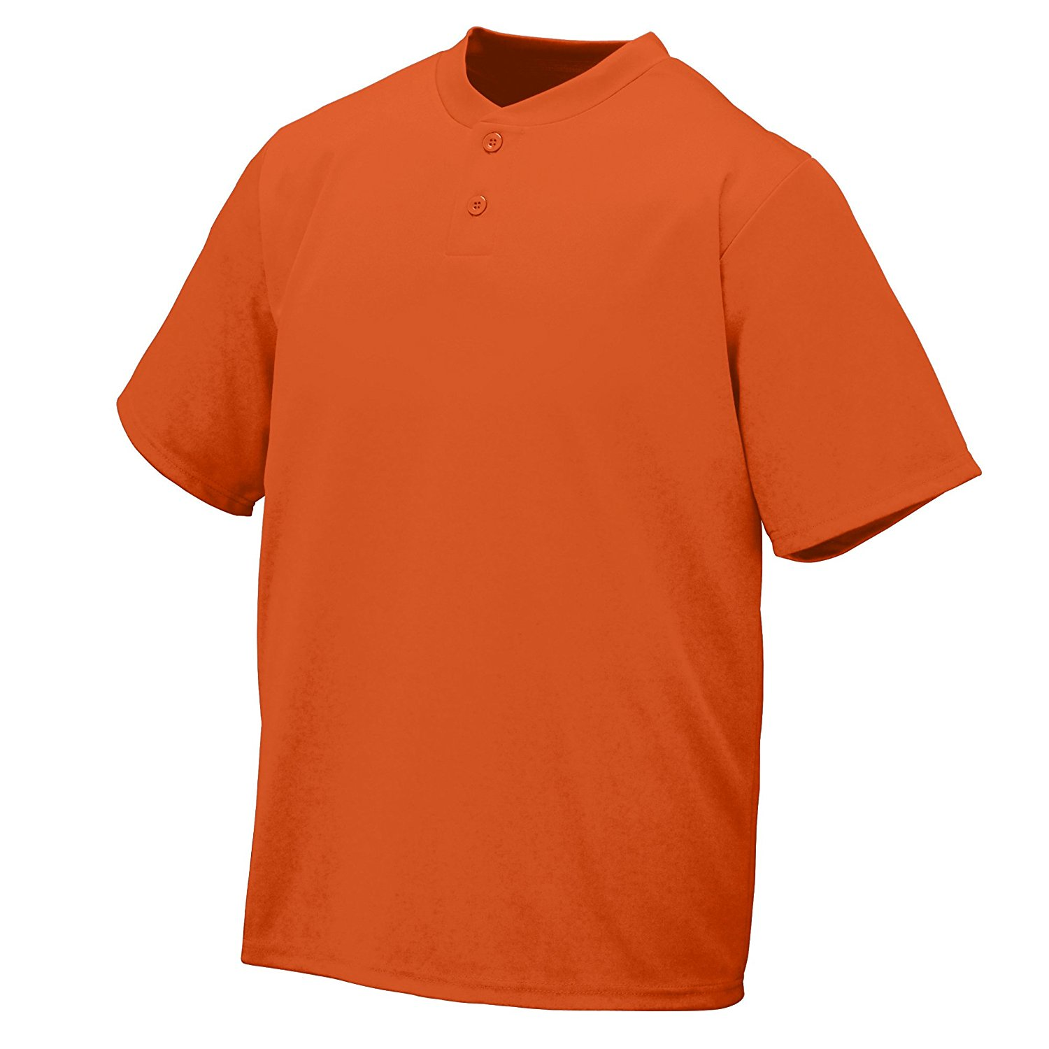 Get Quotations · Augusta Sportswear Men s Wicking Two Button Jersey 870e7953c
