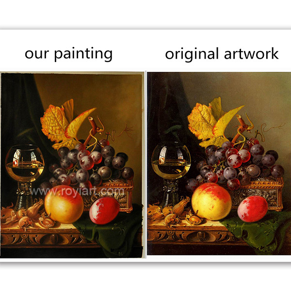 New Arrival Nice Fruits Famous Still Life Canvas Oil ...