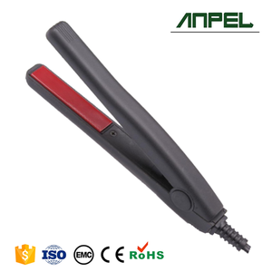Mini Size Private Label Hair Straightener Flat Iron
