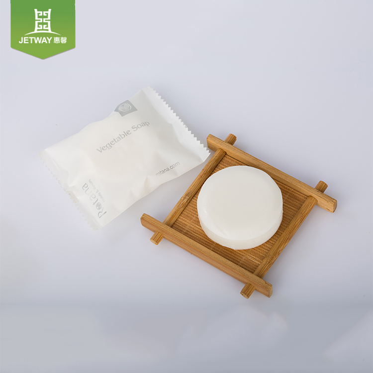 Mini sachet bag packing 8-120g hotel size bar soap