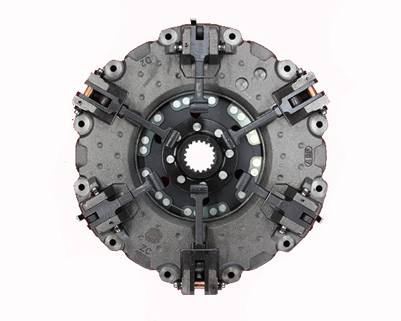 11-inch Wheeled Tractor Clutch Assembly,Chinese Tractor Clutch ...