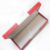 2019 Elegant customised handmade plastics paper red pen gift box