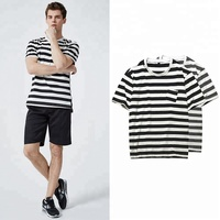 B30185A 2018 Clothes made in China short sleeve custom design men t shirts