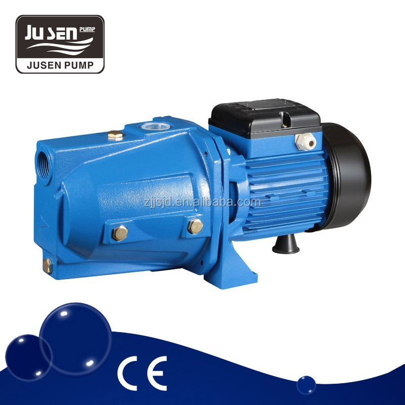 professional manufacture brass impeller high suction blue color jet 100 b water pump