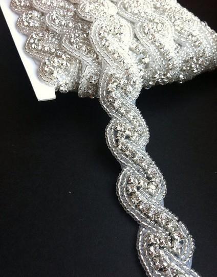 daedef157 Encuentre el mejor fabricante de cinturones para vestidos de novia y  cinturones para vestidos de novia para el mercado de hablantes de spanish  en alibaba. ...