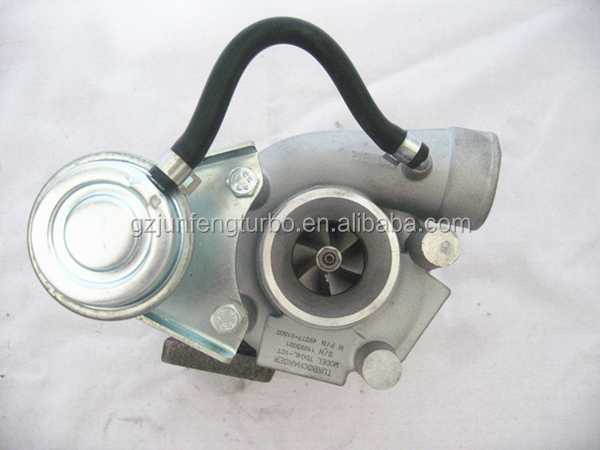 TD04-10T Turbocharger 4BT3.3 Engine PC130-6 49377-01600