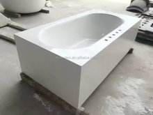 single person small freestanding oval shaped bathtub, 100% Fresh Acrylic bathtub for dubai