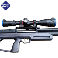 Hunting accessories Discovery VT-3 6-24x50 SFAI air gun rifle scopes with mil dot reticle for pcp air gun