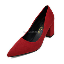 italian latest new design new models wholesale china fancy nice leather office fashion high heel lady shoes 2017
