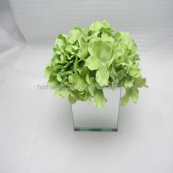 Pk 2 10 Cm Mirrored Box Cube Vase Buy Mirrored Cube Vasemirror