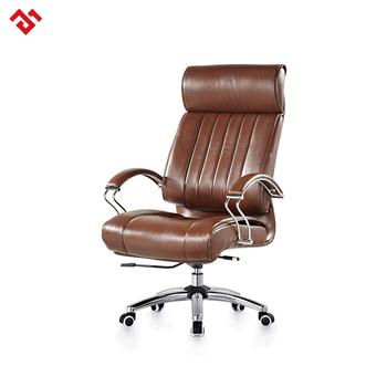 Italian Leather Executive Boss Car Seat