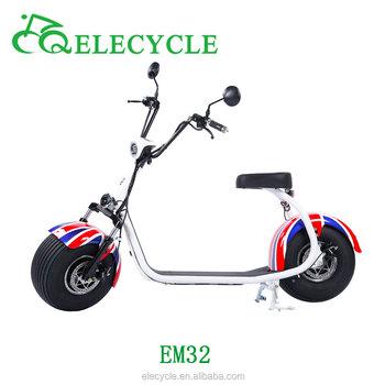 800w 48v Mini Dirt Motor Bike 2 Wheel Electric Scooter For Adults