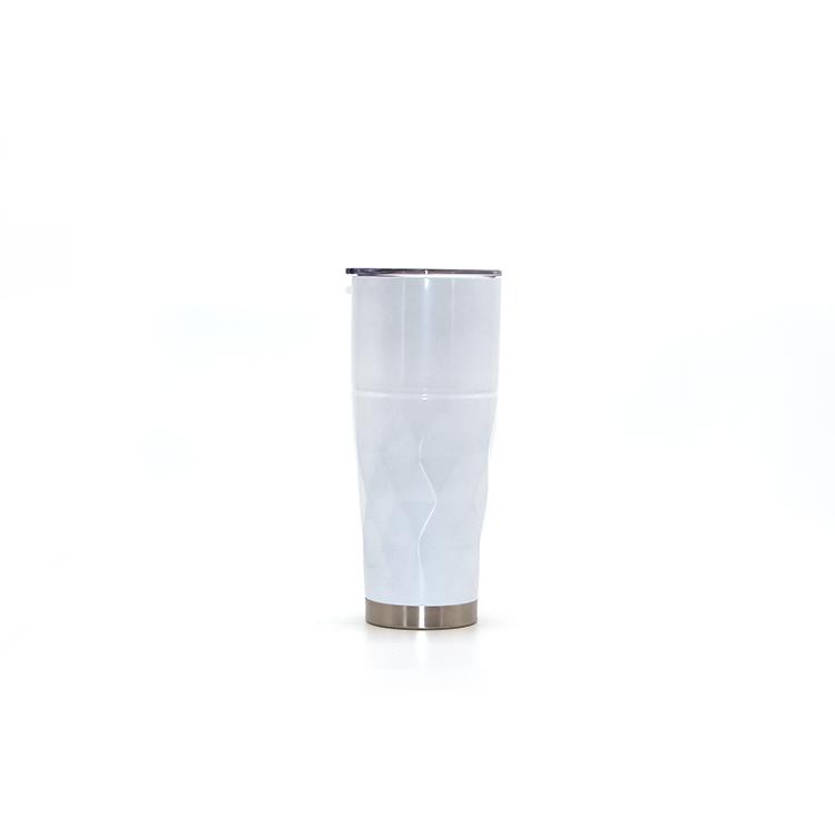 ايكو واحد معزول السفر القدح مخصص شعار كوب قهوة للسفر