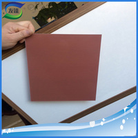 High property double sided Polyimide Copper clad laminate pcb board