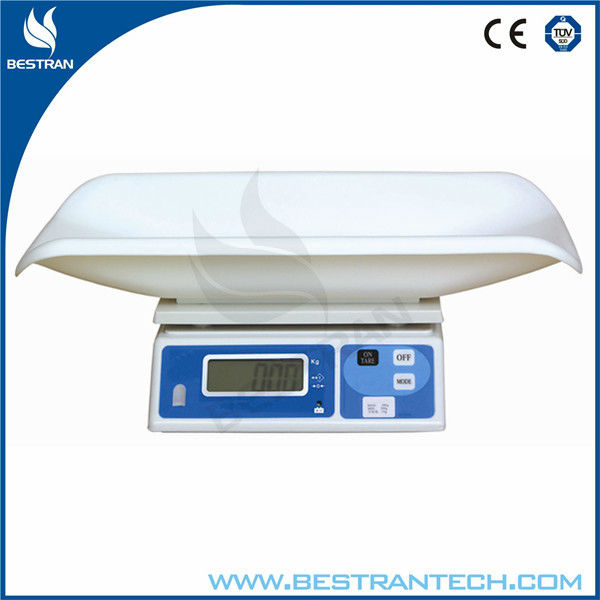 China BT-EYS001 Hospital baby electronic LCD digital infant weighing scale newborn baby scale price