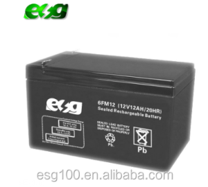Lead Acid Battery 12v 12ah exide ups battery