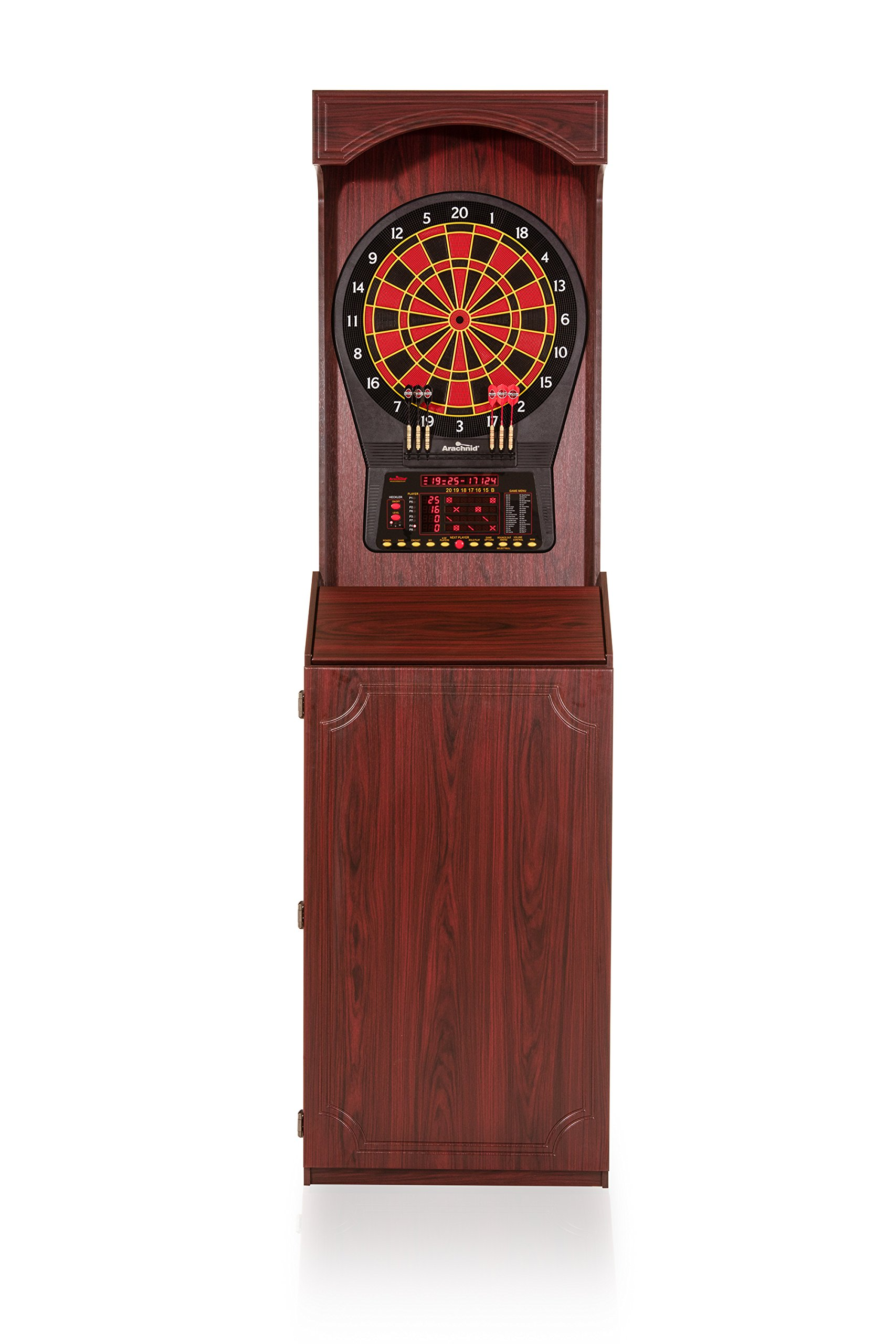 Arachnid Cricket Pro 800 Standing Electronic Dartboard