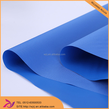 water-repellent pvc coated oxford fabric for tent