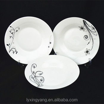 dishes and plates bulk ceramic plate dishes round cheap restaurant ceramic plates dishes & Dishes And Plates BulkCeramic Plate Dishes RoundCheap Restaurant ...