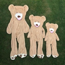 Custom Giant unstuffed Animal Skins Plush Teddy Bear Skins