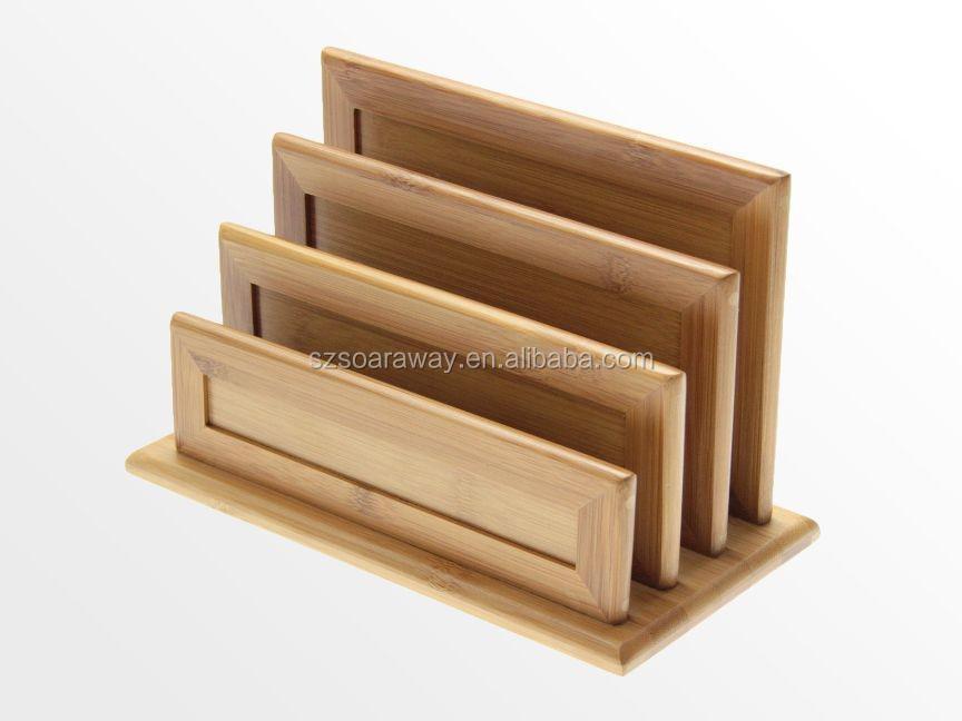 Kitchen Cabinet With Mail Holder