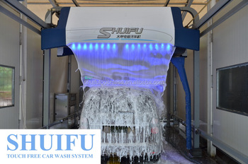 Touchless Car Wash Touchless Car Wash Romania Touchless Car Wash