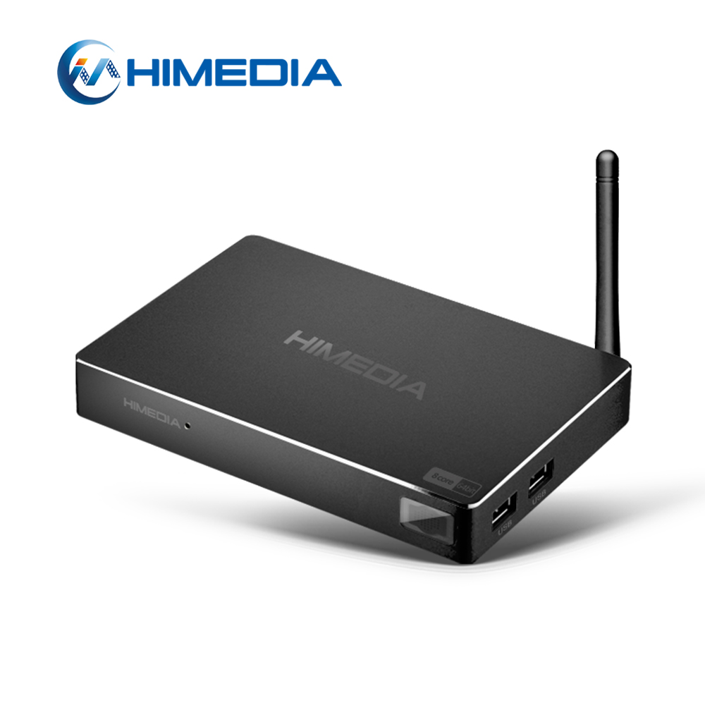 Himedia A5 Android ip tv Box Android With Netflix octa core 4k Internet kodi 17 full HD set top box Android TV box