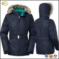 best cheap custom warm outdoor waterproof snow women winter jacket