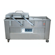Double chamber vacuum packing machine with low price