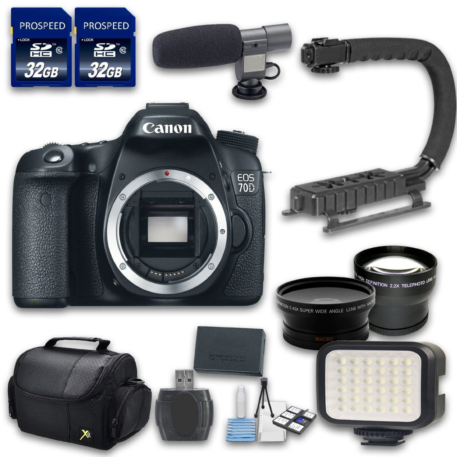 Cheap Canon Dslr Camera Lenses Find Deals Eos 70d Body Get Quotations Bundle Only No With Wideangle