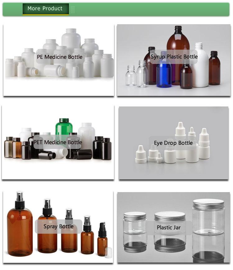 8 ml ldpe vazio frascos conta-gotas de plástico para o líquido