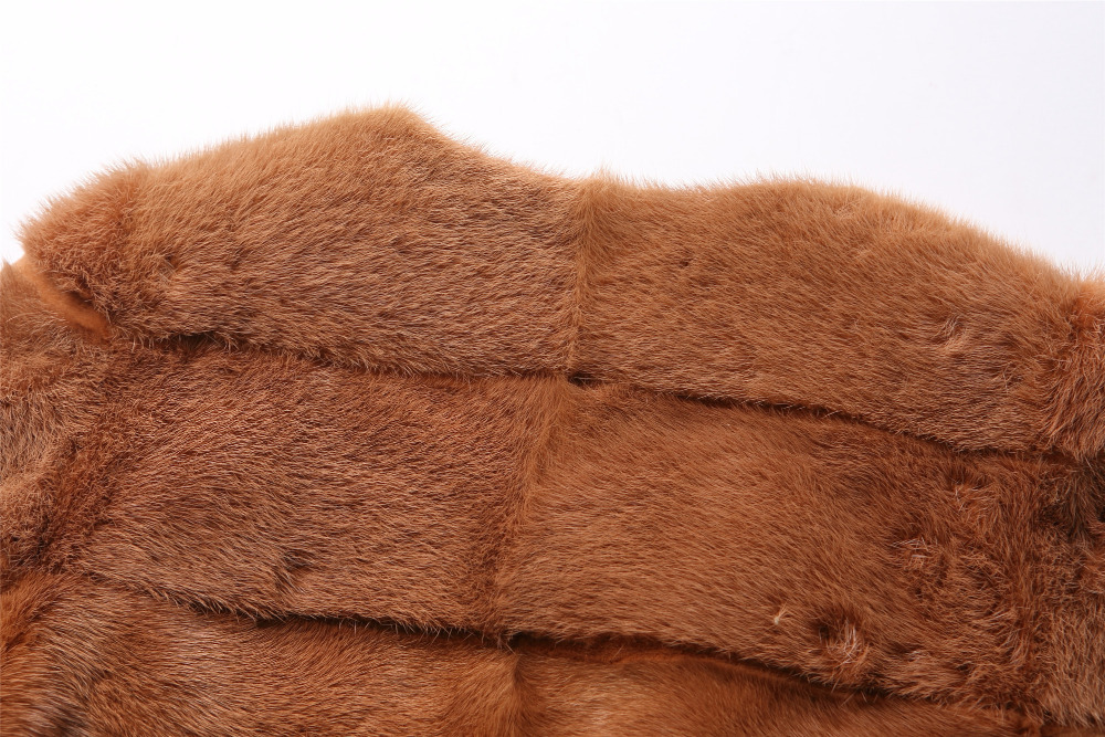 2015 Latest Winter Fashion Mink Fur Coat Women Fur Coat Made In China