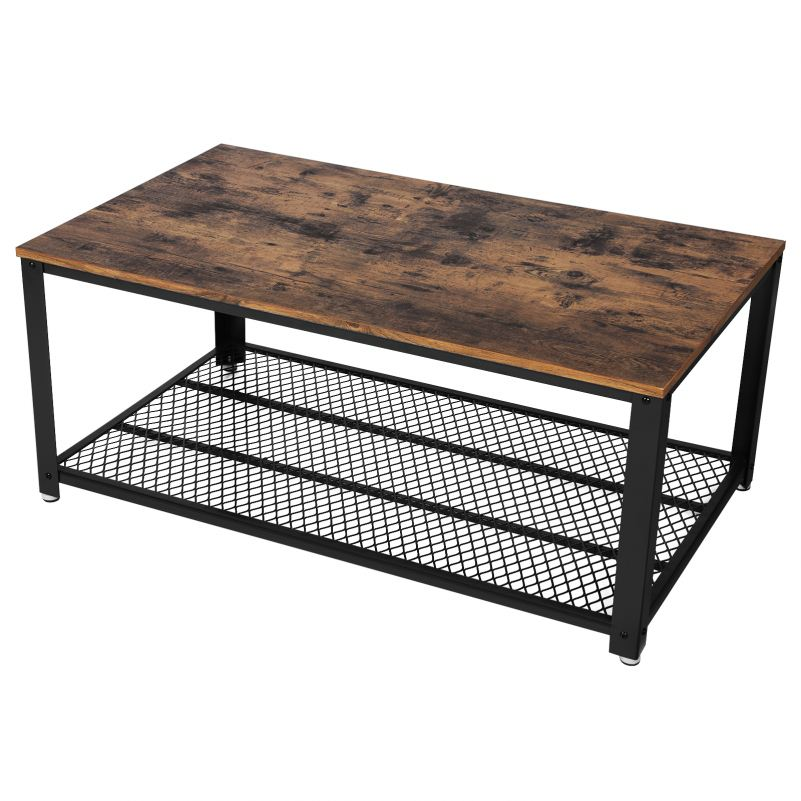 Wood Furniture Manufacturer Dropshipping Classical Mdf Wood Coffee Table