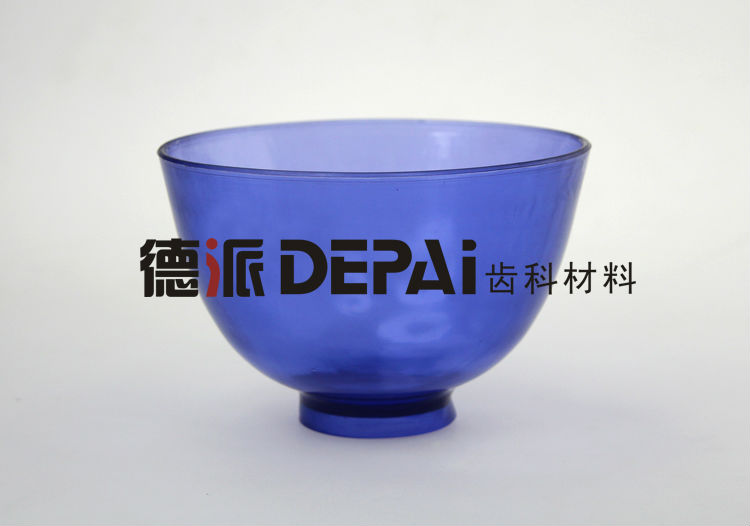 Dental Supply plastic rubber Dental Mixing Bowl